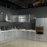 tu bep inox 18 150x150 Tủ bếp nhôm chữ I cao cấp   SGAT02