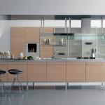 tu bep nhom 17 150x150 Tủ bếp Inox dạng chữ I đơn giãn   SGIT02